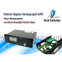 Vehicle Digital Tachograph GPS GPS-V301
