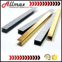China Medium Wire Staples 71 Series Staples on sale