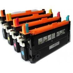 China Magenta Color Xerox 6180 Toner Cartridge Recycling For Xerox Phaser 6180 on sale