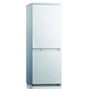China BCD-160 MANUAL DEFROST DOUBLE DOOR REFRIGERATOR on sale