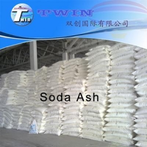 China Manufacture Soda Ash dense 99.2 percent chemical prices (Sodium Carbonate) on sale