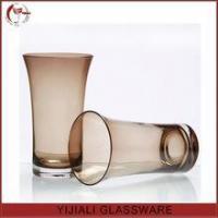 colored murano drinking glass