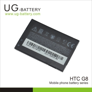 China GENUINE BATTERY FOR HTC WILDFIRE G8 A3333 BB00100 / BB96100 on sale