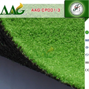 China Golf& Putting Green artificial grass for kindergarten on sale