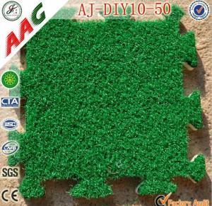 China Landscaping & Garden DIY artificial grass mat on sale