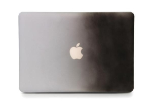 China Macbook case Macbook pro 13.3 case rainbow spray color on sale