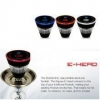 China Family Use Biggest Vapor E Head Electronic Hookah E Head Rechargeable for sale
