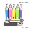 China the most popular items 2014 2200 mah Rechargeable E Cig Ego II Battery Vaporizer Cigarette Ego for sale