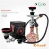 China Newest fashion design upgrate from troditional shisha E-head for aribic hookah for sale