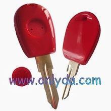 China Promotional key blanks transponder key blank Alfa tranponder key blank with the best factory price on sale