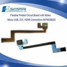 China Customized FPCBA, FPC Assembly ,FPC Design on sale