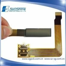 China Single/Double Side Flexible PCB LCD Display FPC on sale