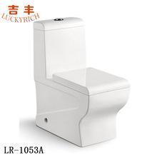 China porcelain High Quality bathroom wc western toilet LR1-1037A on sale
