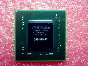 China Original Electronic Components Circuit Board Chips G86-920-A2 NVIDIA BGA on sale