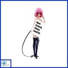 China Sexy anime girl series 3D resin anime sexy nude beautiful young girl figurines on sale