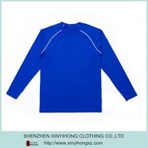 China XYH-0326Mens Long Sleeve Golf Shirts on sale