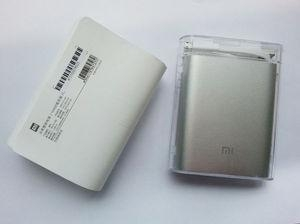China High Quality Aluminium Mini Portable Backup Battery Universa Mobilel Charger Xiaomi Power on sale