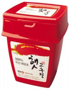 China Agriculture Hot Pepper Paste on sale