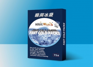 China Plaster Instant Cold Pack on sale