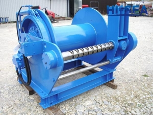 China Marine Hydraulic Winch on sale