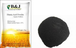 China Humic Acid Organic Fertilizer on sale