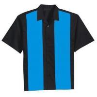 rock&roll short sleeves mens plus size stylish vintage shirt
