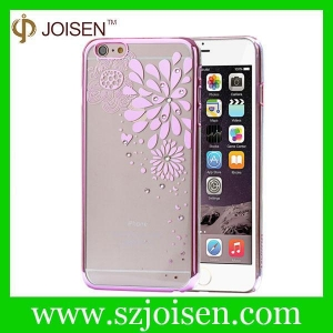 China Suitcase & Bags JOISEN Apple iPhone 6 Crystal Diamond Case on sale