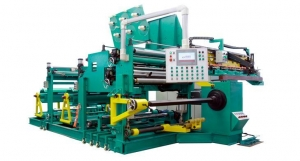 China foil winding machine for transformer on sale