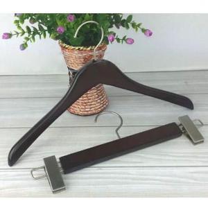 China Red Brown Color Hanger Set, Top Hanger, Pants Hanger on sale
