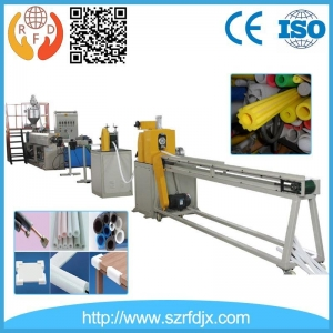 China EPE Profile and EPE Tube,Rod Production Line on sale