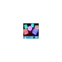 China 2016 Sweet LED Furniture LED Bar Table Rechargeable LED cube on sale