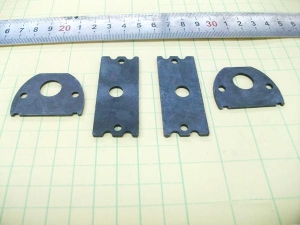 China The silicone seal Natural rubber gasket on sale
