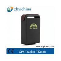waterproof gps tracker tk102b small size pet gps tracker Network:GSM/GPRS