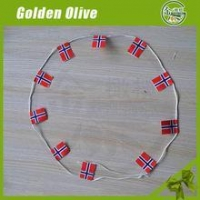 China Bunting&String Flags Christmas party decoration flag bunting pennant on sale