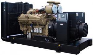 China CUMMINS series Open Type Generator Set on sale