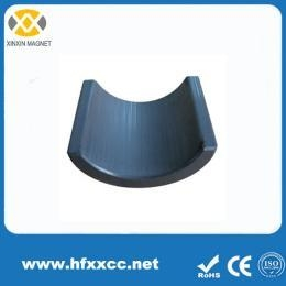 China Ferrite Magnet Model: to buy arc permanent ferrite magnets on sale