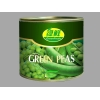 China Fresh foods Canned Green Peas for sale