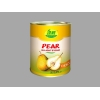 China Fresh foods Canned Snow Pears in syrup for sale