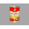 China Fresh foods Canned Fruit Cocktail in syrup for sale