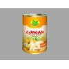 China Fresh foods Canned Longans in light syrup for sale