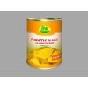 China Fresh foods Canned Pineapple for sale