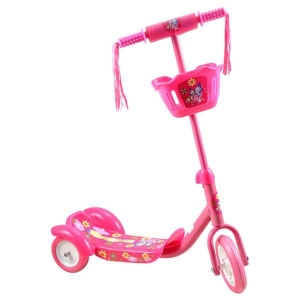 China Coolbaby pink plastic three small wheel 705 on sale