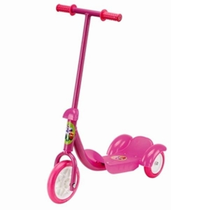 China Coolbaby pink plastic three small wheel 704 on sale