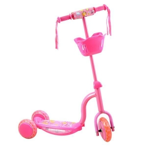 China Coolbaby pink plastic three small wheel 702 on sale
