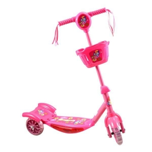 China Coolbaby pink plastic three small wheel 703 on sale