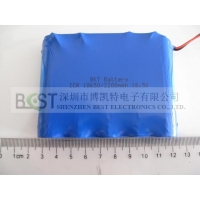 Li-PO battery pack Li-ion 18650 2200mAh 18.5V Cylindrical Rechargeable Battery Pack