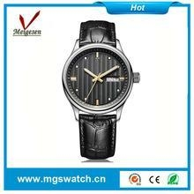China New watch 2014 new leather vintage watch with different color on sale