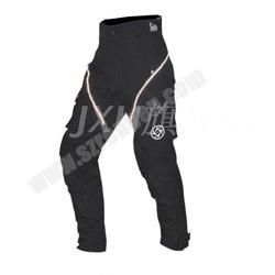 China Motorcycle Pants (11) The fashion black reflective motorbike pants for men with armor RB-P02002 on sale