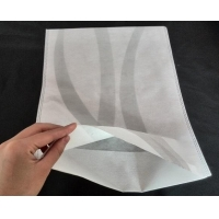 Nonwoven Pillow case>> Pillow insert with flap