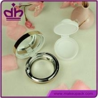 BB cream case air cushion empty compact cosmetic case with mirror